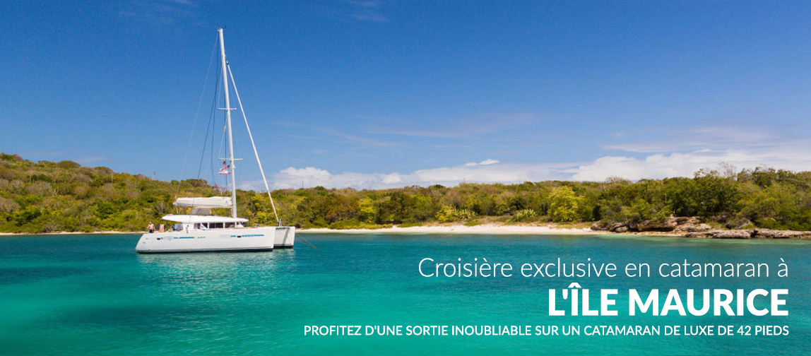 Mauritius Exclusive Catamaran Cruise